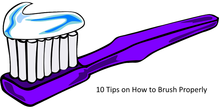 How to Brush Properly – 10 Simple Tips