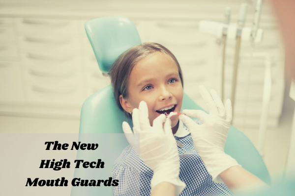 The New High Tech Mouthguard